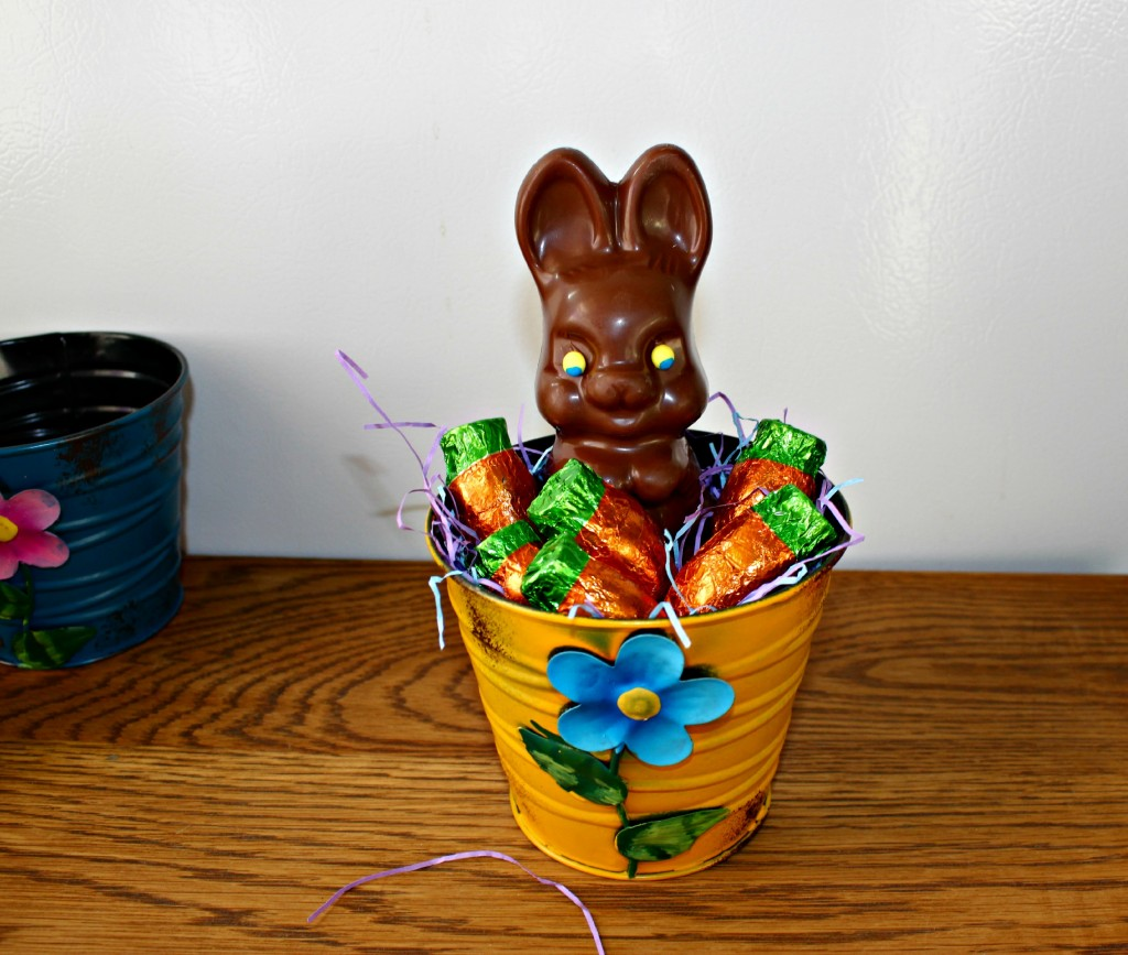 Easter Candy Container