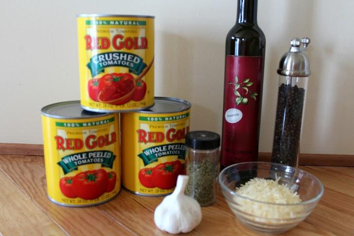 Copycat Olive Garden Spaghetti Sauce