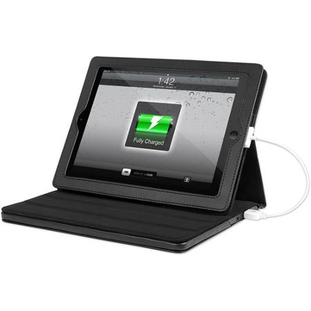 Justin Power Rechargeable iPad Case