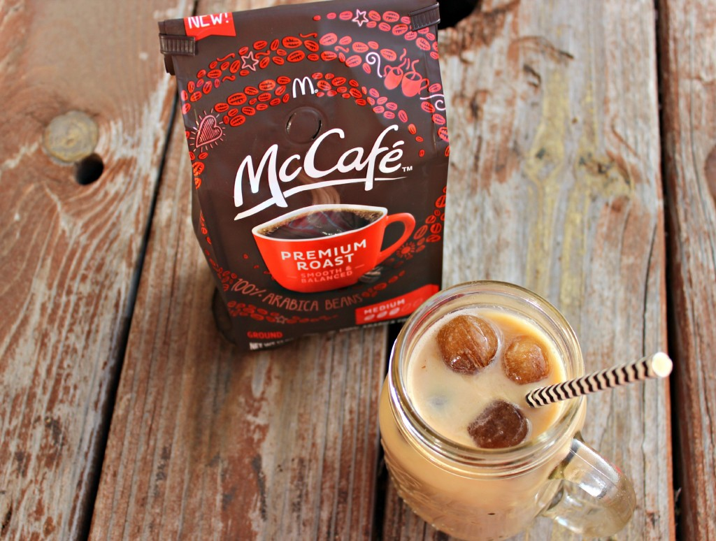 #McCafeMyWay