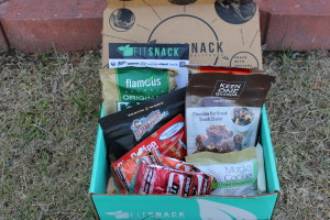 Fit Snack Box is Packed Full of The Most Healthy Products On The Market #CleanEating