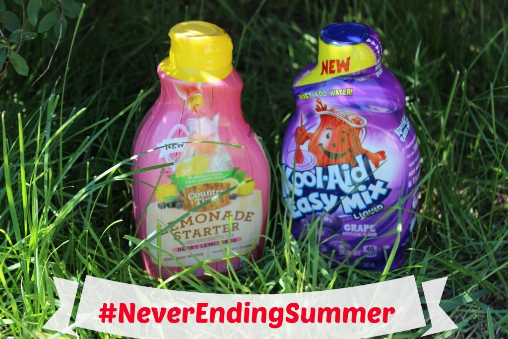 #NeverEndingSummer