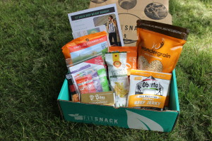 Fit Snack Box: Join thousands of conscious eaters and enjoy delicious snacks #monthlyboxes