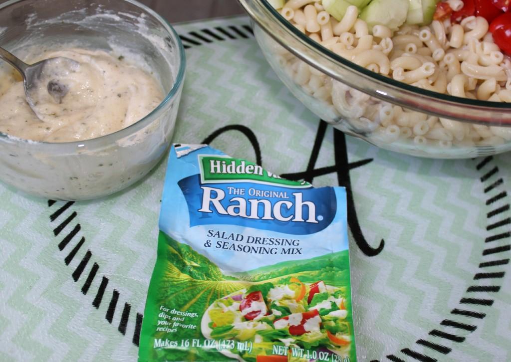 Ranch Macaroni Salad