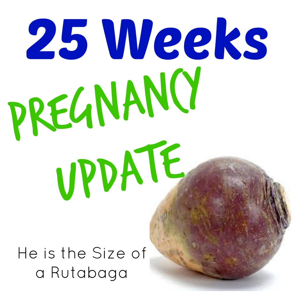 25 Weeks Pregnancy Update