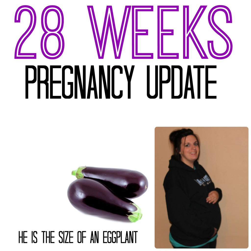 28 Weeks Pregnancy Update