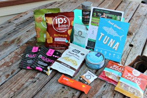 Fit Snack Box: Healthy Snacks Shipped Right to Your Door Step!