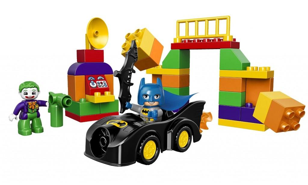 LEGO DUPLO Super Heroes The Joker Challenge