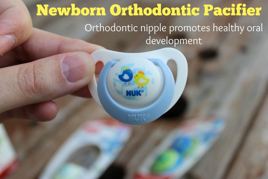 Nuk Orthodonic Pacifier