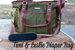 Timi & Leslie Classic Tote in Serengeti Is The Best Diaper Bag!! MUST HAVE!