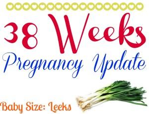 38 Weeks Pregnancy Update – Getting So Close!!!