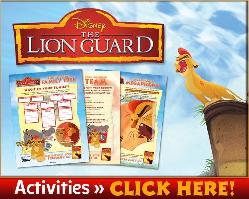The Lion Guard