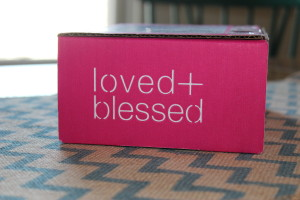 Check Out This Loved AND Blessed Box – Encouragement