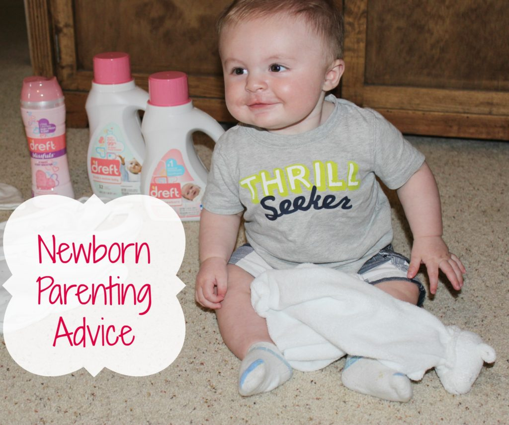 newborn parenting advice