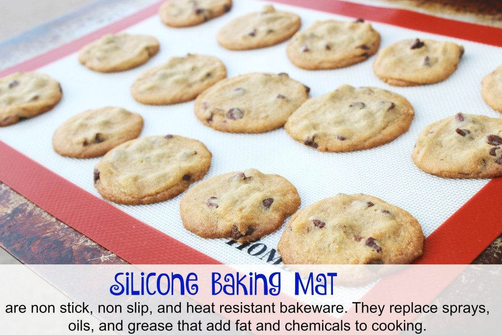Homdox Silicone Baking Mat Set