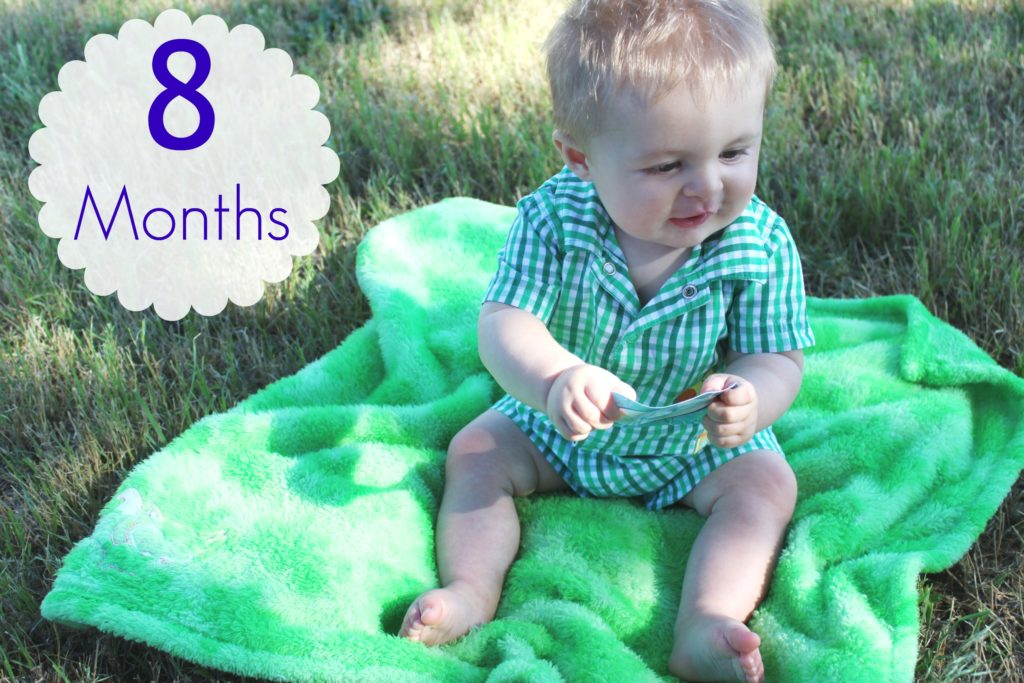 Clay 8 Months Old