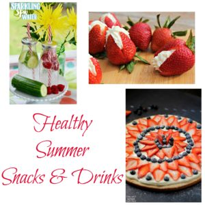 Healthy Summer Snacks To Curve Those Hunger Pains