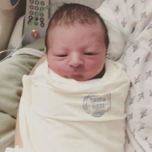 Clay Newborn