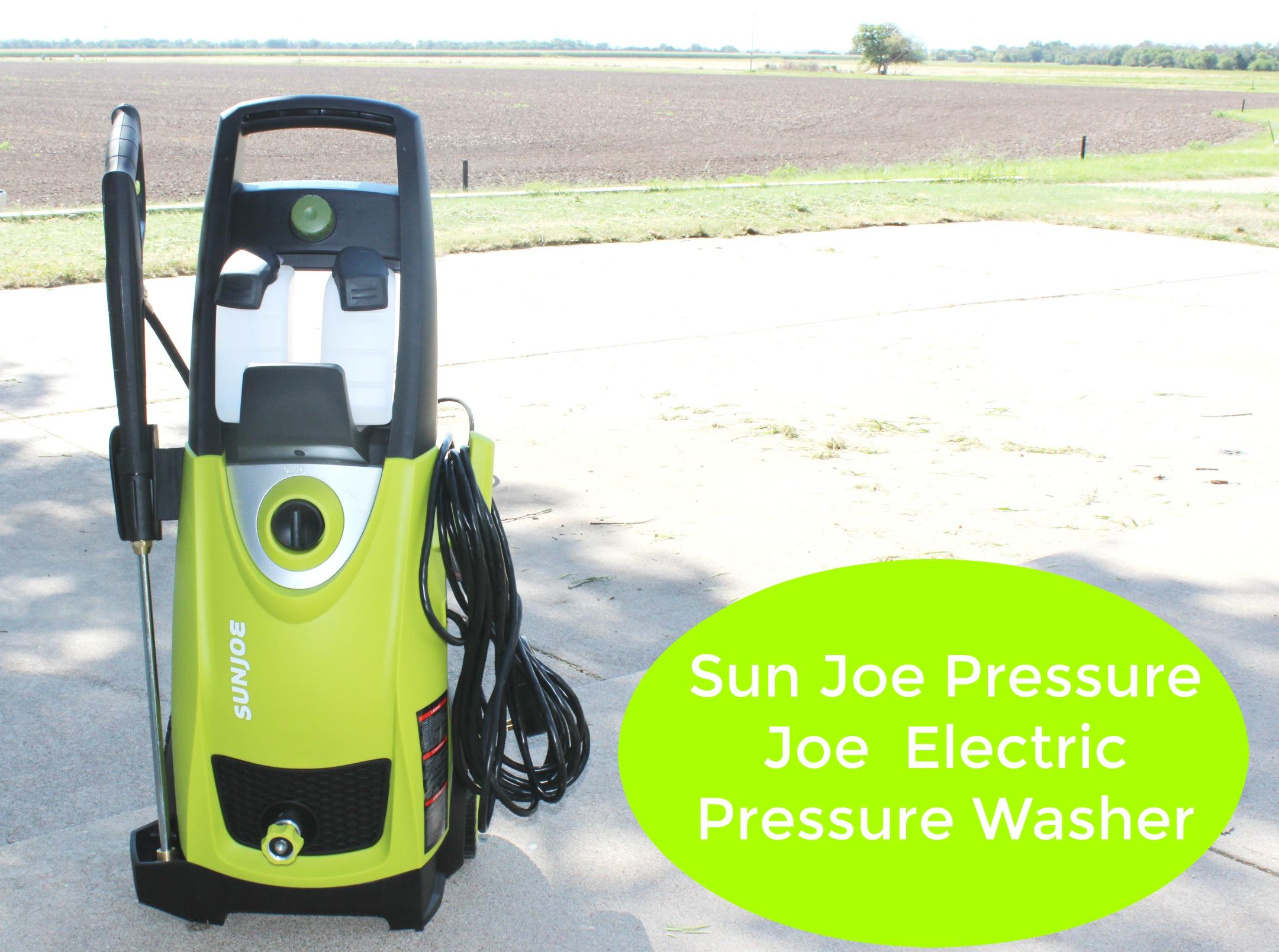 Sun Joe Pressure Washer