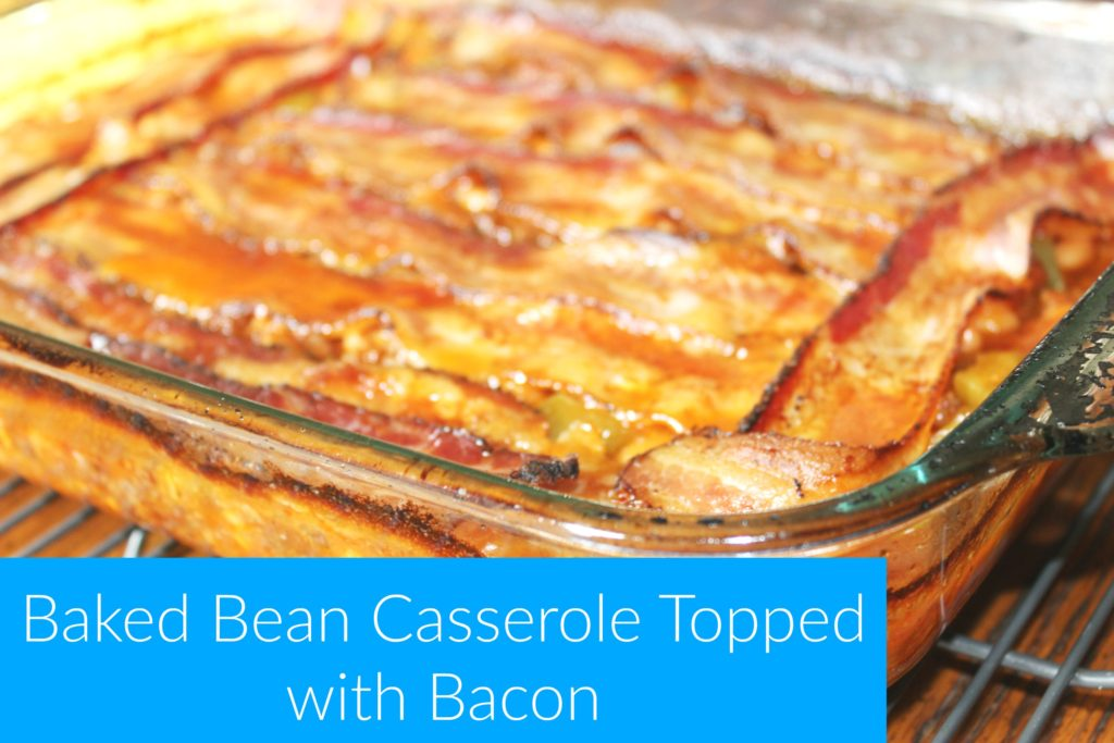 bean casserole with ground beef