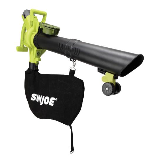 Sun Joe iON Cordless 3-in-1 Blower/Vacuum/Mulcher