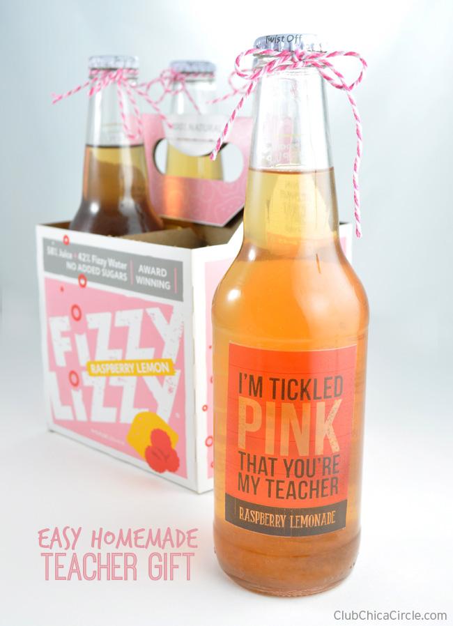 Im Tickled Pink Lemonade Gift