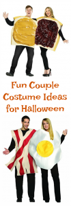 Fun Couple Costume Ideas for Halloween