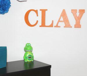Kids Projection Alarm Clock – Dinosaur, Cat, or Dog!