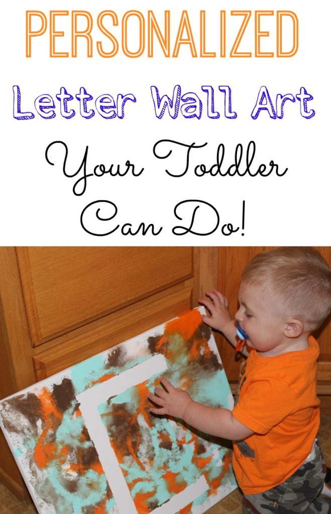 Painting Activity for Toddlers