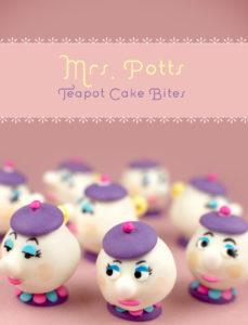 Teapot Cake Pops