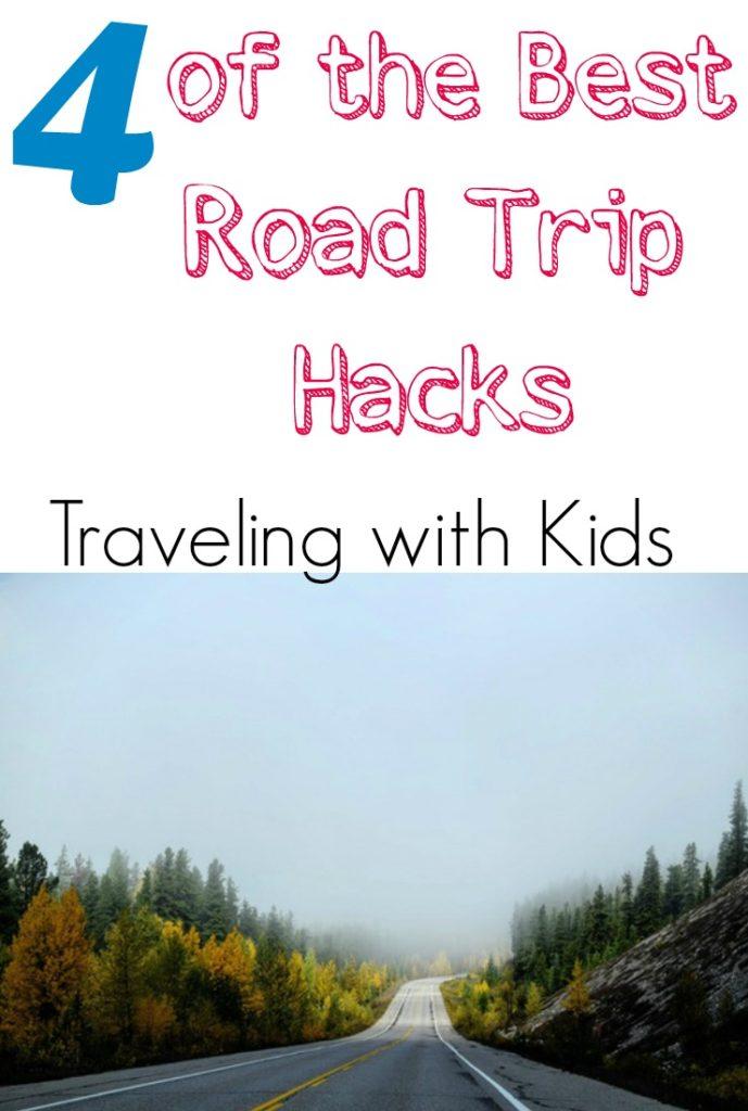 Best Road Trip Hacks