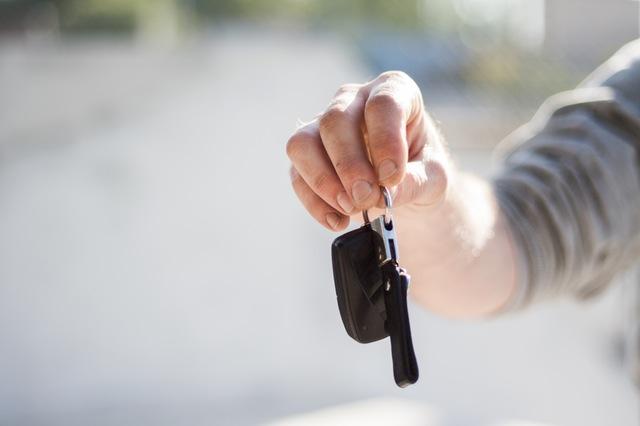 buying new car