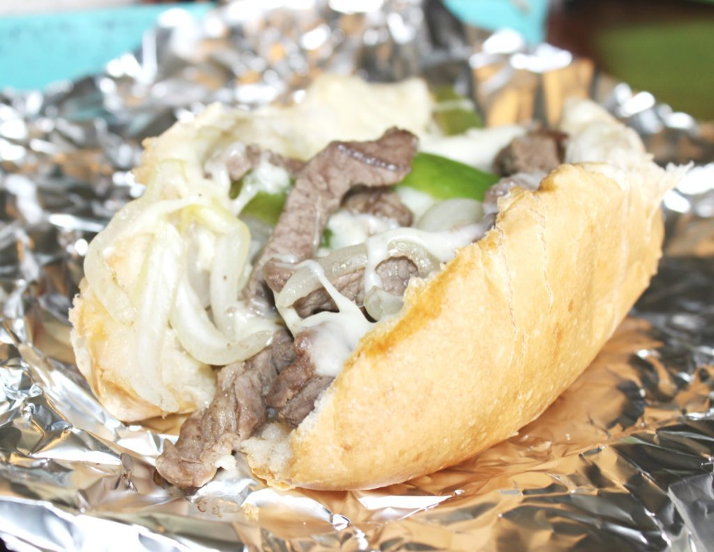 easy philly cheese steak sandwich recipe
