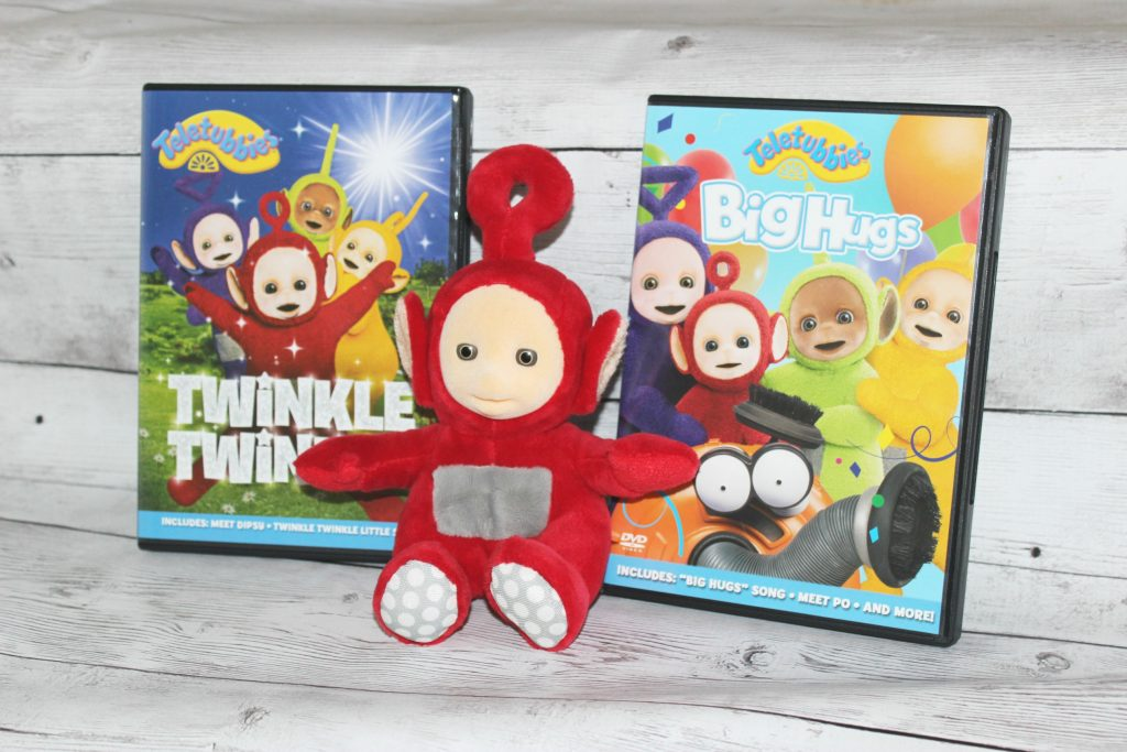 Teletubbies Bubbles