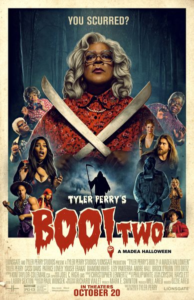 Tyler Perry's Boo 2! A Madea Halloween In Theaters October 20th + ...