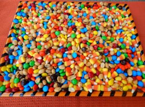 Easy Candy Corn Snack Mix Recipe – Make Candy Corn Even Better!