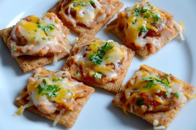 Super Quick Salsa Bites Appetizer Recipe