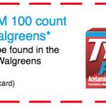 Save on Tylenol PM at Walgreens