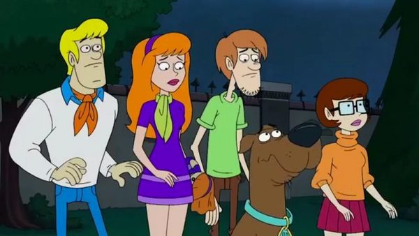 Be Cool Scooby Doo