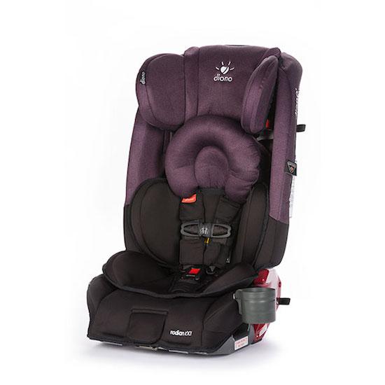 Diono radian rXT car seat plum