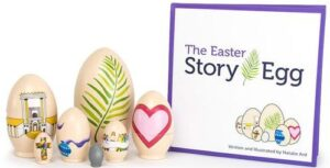 The Story Egg Review – Teach Kids About the Easter Story!