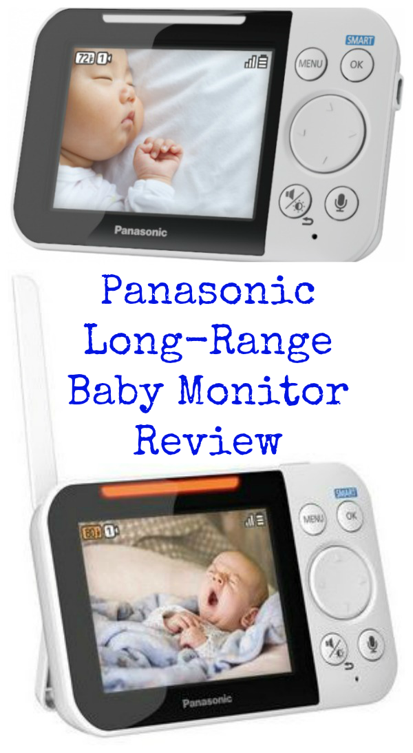 Panasonic Long-Range Baby Monitor Review
