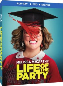 Own LIFE OF THE PARTY on Blu-ray TODAY + Reader Giveaway