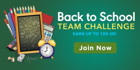 swagbucks back to schoolchallenge