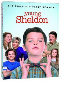 Young Sheldon: The Complete First Season Now Available to Own + Reader Giveaway