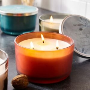 Get Fall Scented 3-Wick Candles for Only $8.50 Each at Pier 1 (That's 50% Off!)