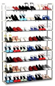 Organize up to 48 Pairs of Shoes for Under $40!