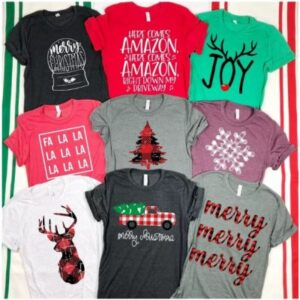 Super Fun Holiday Tees Only $17 Shipped!