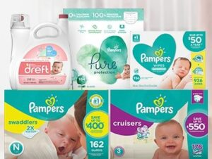 Sam's Club Membership – Lots of Perks for New Moms!