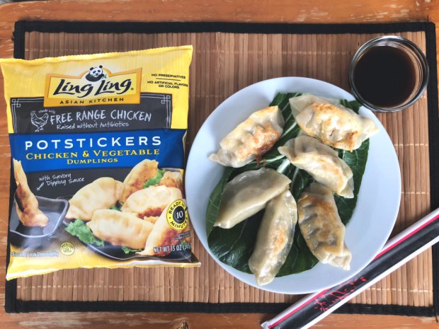 Ling Ling Chicken Potstickers